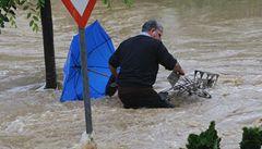 Žijeme v lavoru plném vody. Záplav bude přibývat, říkají odborníci